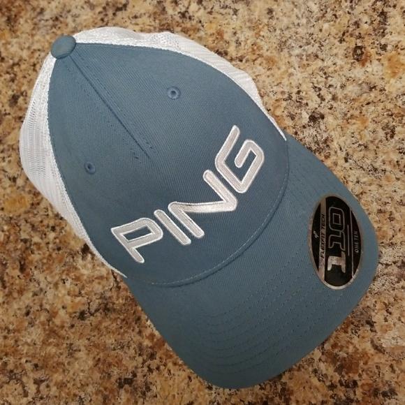 b9ea792182d PING golf hat. M 5c31535e34a4ef55b3c9394f